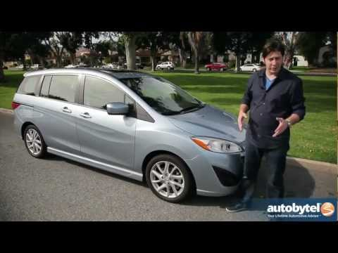 2012 Mazda5 Test Drive & Car Review