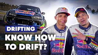 Learning How To Drift With The Red Bull Drift Brothers   Drifting 2019