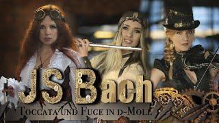 J.S. Bach -Toccata & Fugue in D-minor - Laruan - (Steampunk-Version)