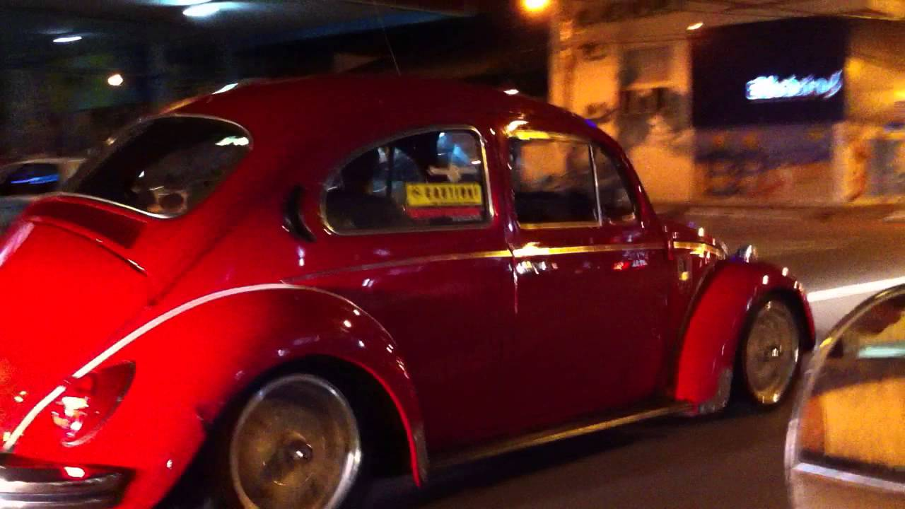 VW Bug Old School - YouTube