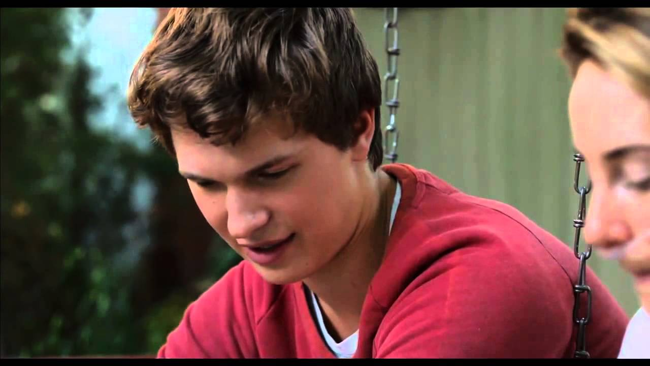 The Fault In Our Stars Movie Augustus Waters Scene | www ...