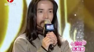 【中國達人秀】拾荒者《朋友別哭》唱英文歌 感動全場 18 57