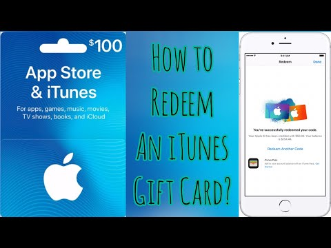 How To Redeem An ITunes Gift Card 2019? Can You Use An ITunes Gift Card For In App Purchases?