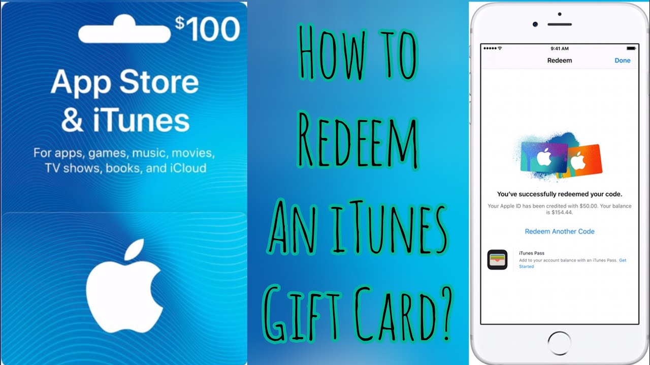 How To Redeem An Itunes Gift Card 2020 Can You Use An Itunes Gift
