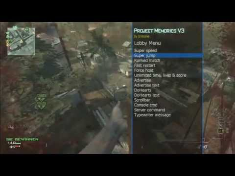 Project Memories V3 MW3 CEX & DEX [PS3][1.24] + Download