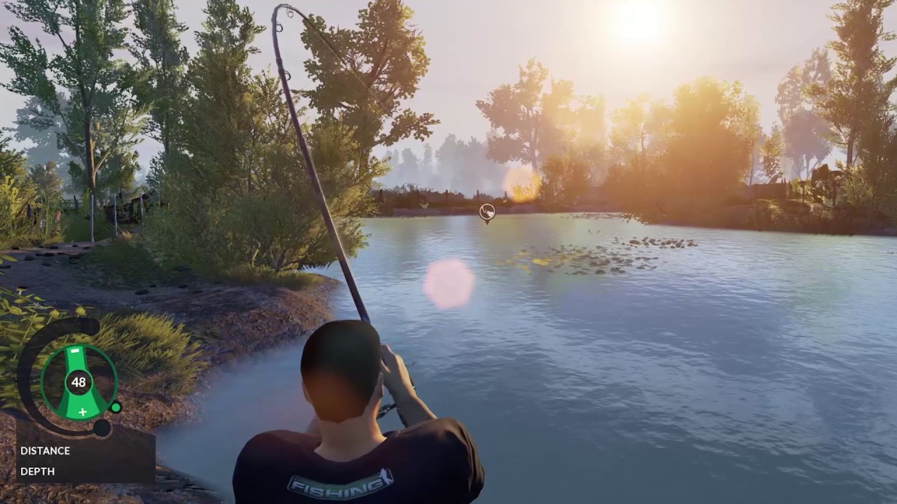 Dovetail games euro fishing ps4 xone pc ps4 gameplay for Ps4 fishing games