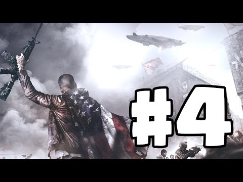 Homefront: The Revolution Walkthrough Part 4 - Stealing A Goliath Tank - (Xbox One, Ps4, Pc)