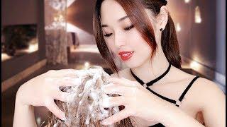 [ASMR] Chinese Style Dry Shampoo and Massage