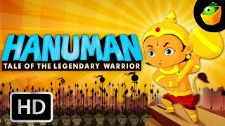 Hanuman Full Movie In English (HD) - Compilation of Cartoon/Animated Stories For Kids