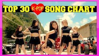 K-ville's [top 30] k-pop songs chart - may 2016 (week 4)