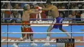 Oscar De la Hoya vs Jorge Paez