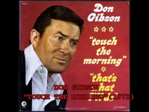 DON GIBSON -