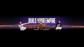 Build Your Empire #95 - Chris and Frank G&#39s 2021 Goals