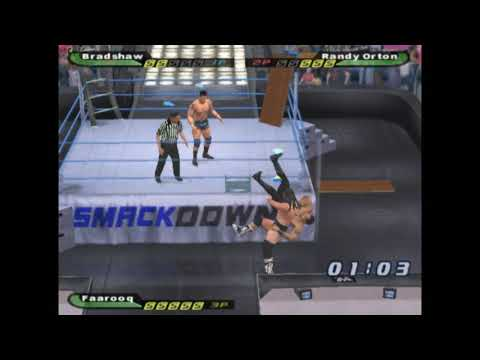 NL Live - WWE SmackDown! Shut Your Mouth: Online Multiplayer Via PARSEC!