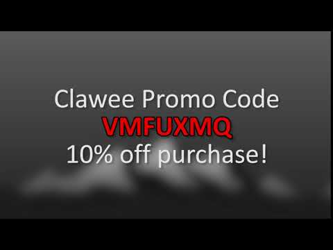 Clawee Promo Code/Coupon/Discount