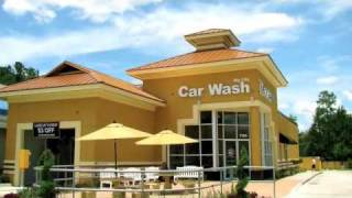 More Outstanding Car Wash Building Designs