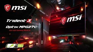 мощный мини ПК  144 Гц игровой монитор!