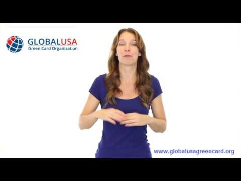 MyGreenCard.com recommends the Global USA Green Card Org