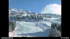 Zillertal Arena Rosenalm webcam time lapse 2010-2011