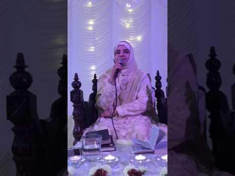 Hasbi rabbi jallallah Horria Faheem Oslo 2017