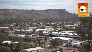 A look around Alice Springs in the Northern Territory