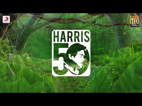 Vanamagan Track List - Harris 50    Harris Jayaraj   Jayam Ravi, Sayyeshaa