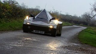 F-117 Stealth Car