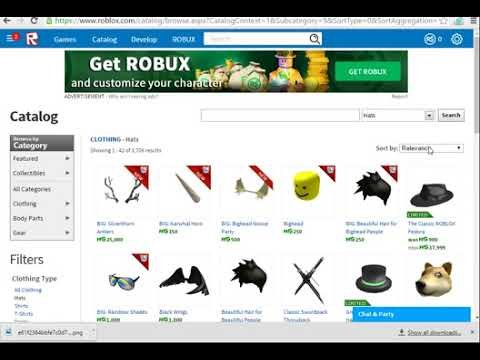 How To Make Ur Avatar Look Cool On Roblox NO ROBUX TO SPEN