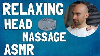 ASMR TURKISH HEAD MASSAGE | Huge Tingly Massage at Barber Shop ✂️