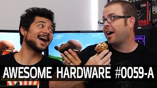 Awesome Hardware #0059-A: 10-Core 6950X Confirmed, Choose The Cupcake