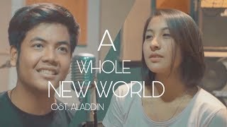 """Gambar cover A Whole New World (From """"ALADDIN"""") 