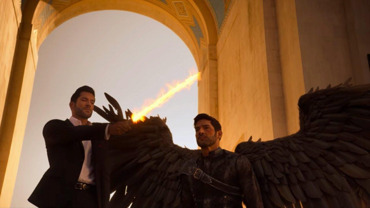 Download Lucifer Season 5 FINALE / ENDING SCENE | 4K