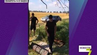 Фермерский беспредел в Одесской области