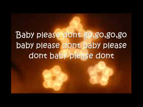 Please dont go-mike poser(lyrics)-HD!