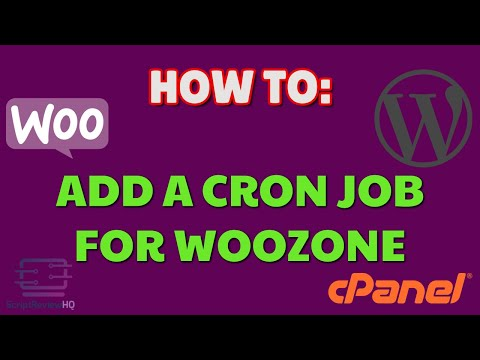 How to add a Cron Job for Woozone (WZone) thumbnail