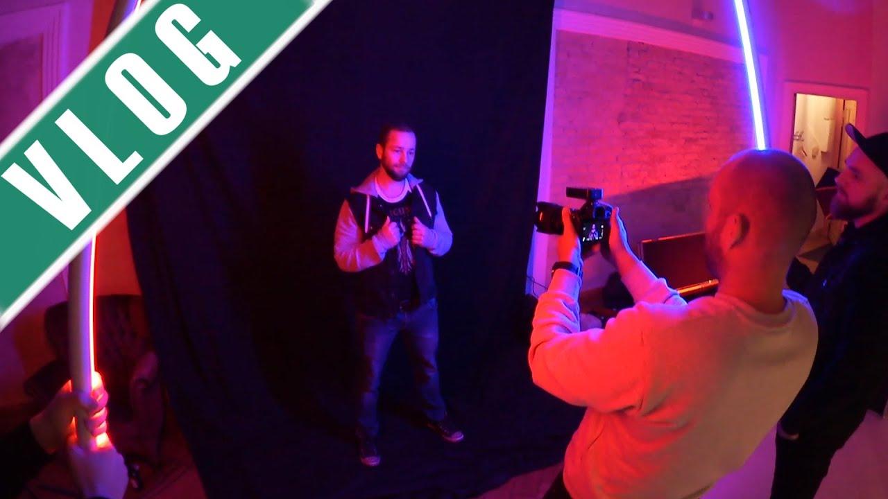 Neuer Vlog zum Fotoshoot!