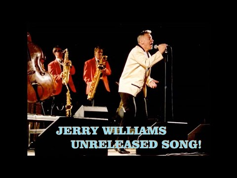 Jerry Williams - Don't Let Go (unreleased song)