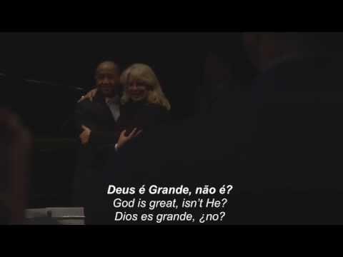 Tenor Claudionei Penha - Quão Grande és Tu - ao vivo (Live)