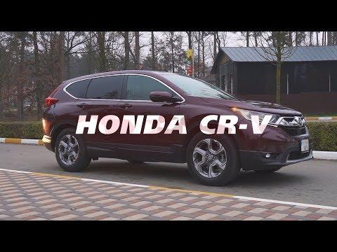 5 причин не покупать Honda CR-V 1.5 turbo | ZNAJ.AUTO