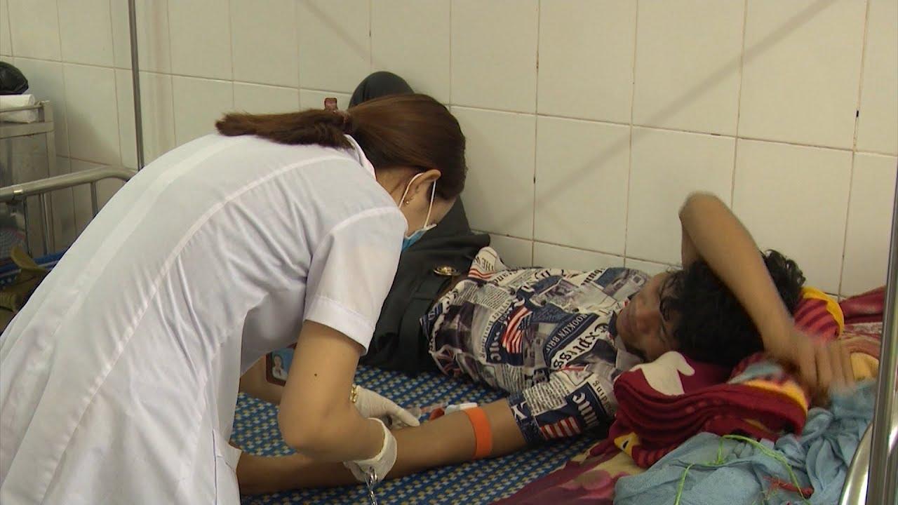 Gia tăng bệnh sốt rét tại Phú Yên