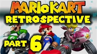 MARIO KART Wii - Mario Kart Retrospective!