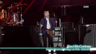 Paul McCartney - Can't Buy me Love ( Estadio Nacional, Santiago de Chile - 20.03.2019 )