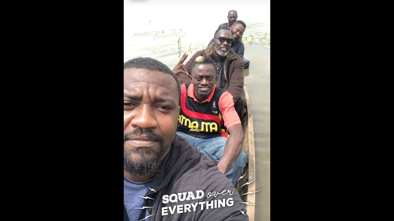 Download Countryman Songo stars in N£w Movie with John Dumelo, Lilwin,Kalybos,Don Little