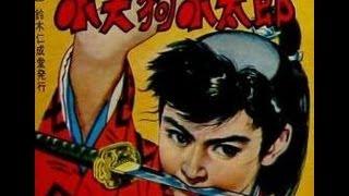 三橋美智也 小天狗小太郎の歌 coverd by-tombi