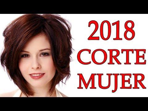 2018 CORTE MUJER | CORTE DE CABELLO MUJER || CORTE MUJER PELO/CABELLO || MODA PARA MUJER TV