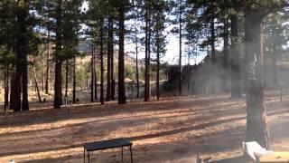 Big pine flats. Big bear california camping