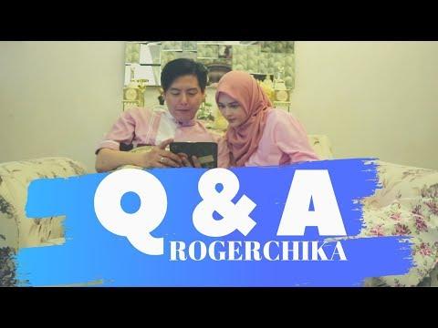 Roger&Chika - Pertama Kali QnA Di Youtube