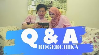 Cover images Roger&Chika - Pertama Kali QnA Di Youtube