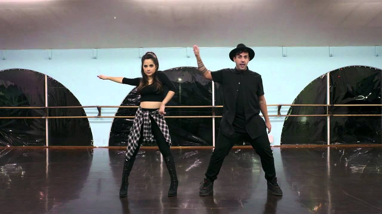 Becky G - Can't Stop Dancin' (Choreography Tutorial)