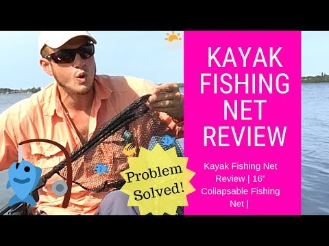 Kayak Fishing Net Review | 16